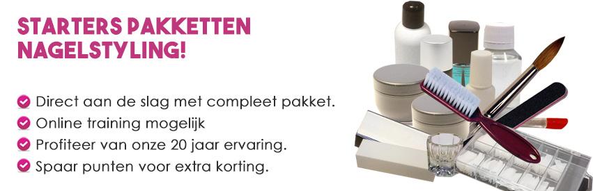 Starters pakketten gel/acryl