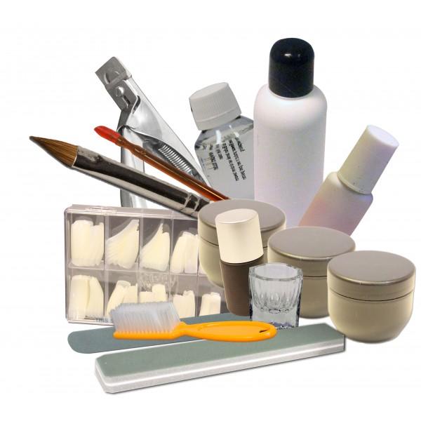 Starterspakket acryl basis