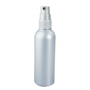 Spray fles grijs