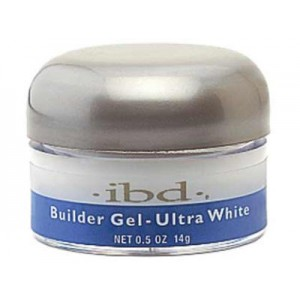 Ibd builder gel ultra white