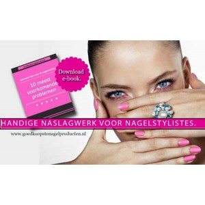 Nail Trouble shooting ebook