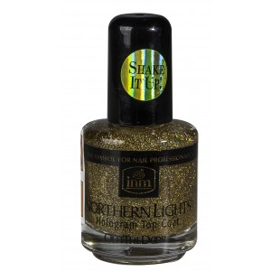 INM northern light hologram goud