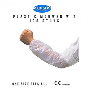 Plastic mouwen