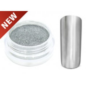 Chrome powder silver