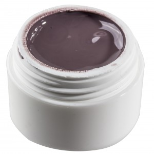 Nude color gel dirty