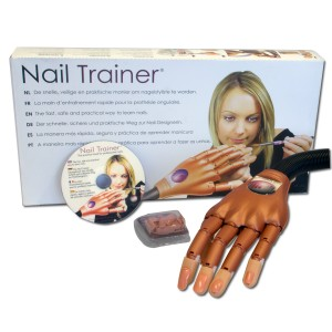 Nailtrainer Essential Nails  robothand