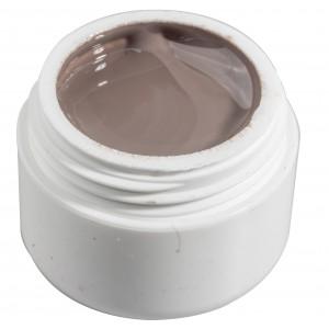 Nude color gel bruin/taupe