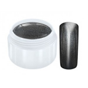 Nude color gel pearl black