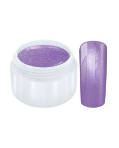 Pastel Color gel metallic lila