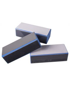 Polijst block blauw 4 way