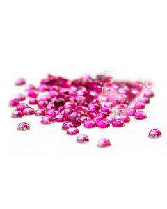 Strassteentjes roze