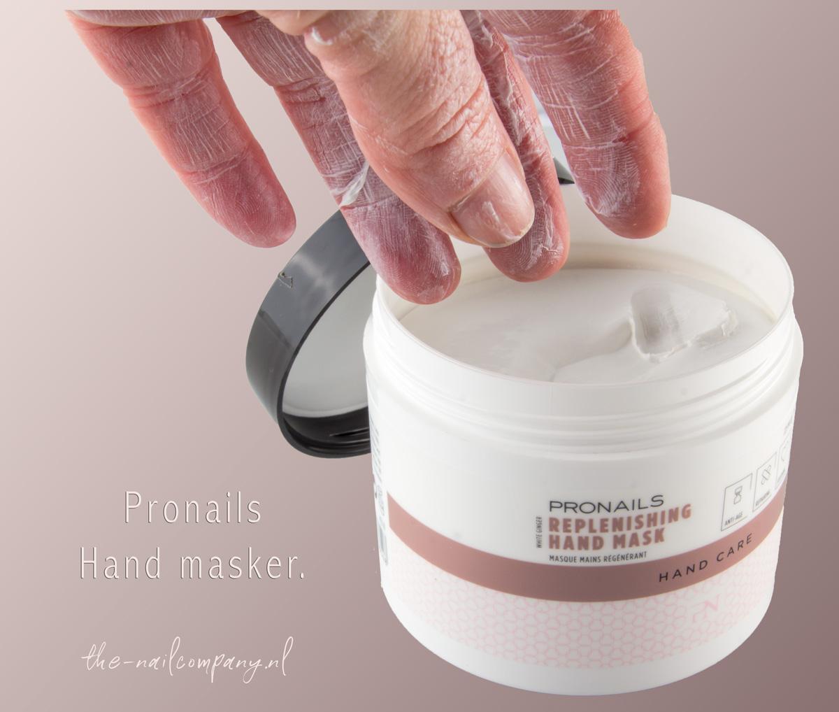 mancire hand masker