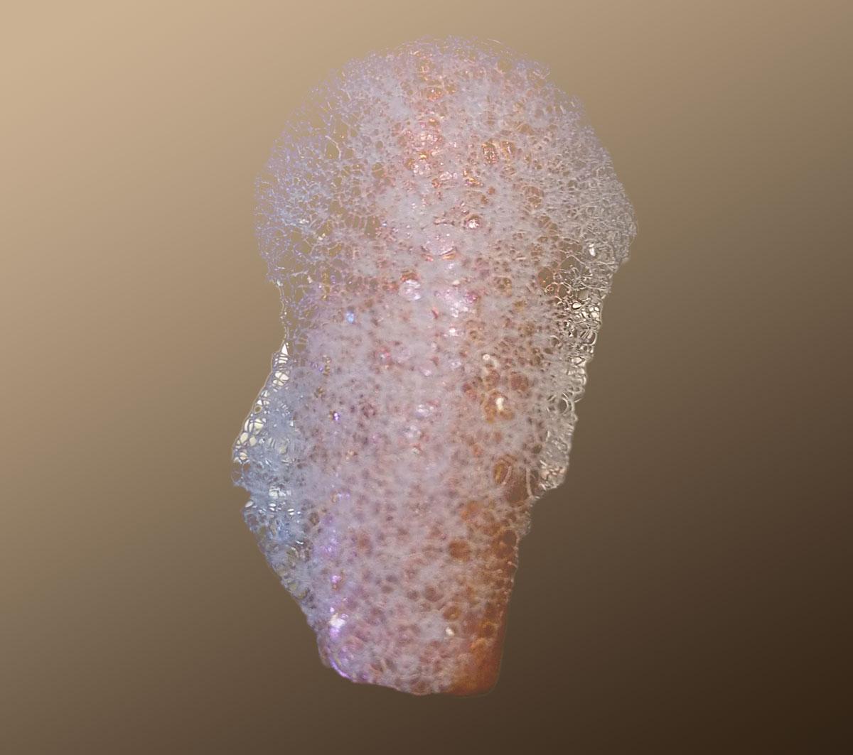 chrome bubbel